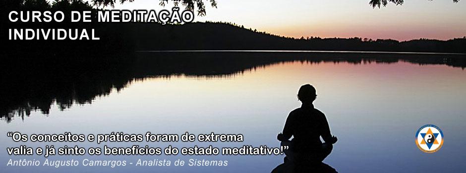 Curso de Meditação Individual