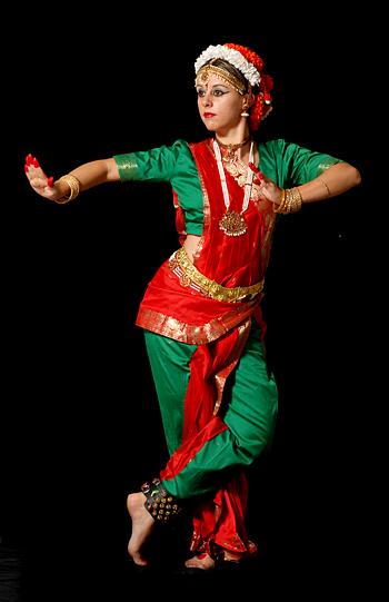 Dança Indiana