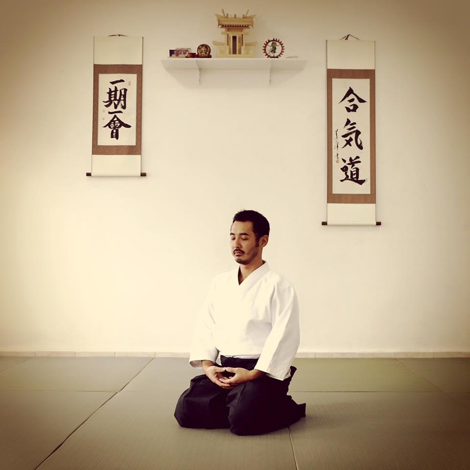 Aikido Mokuso