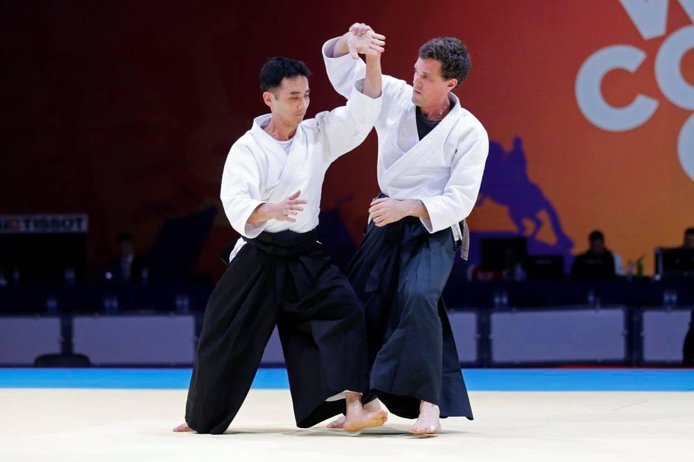 Aikido - World Combat Games