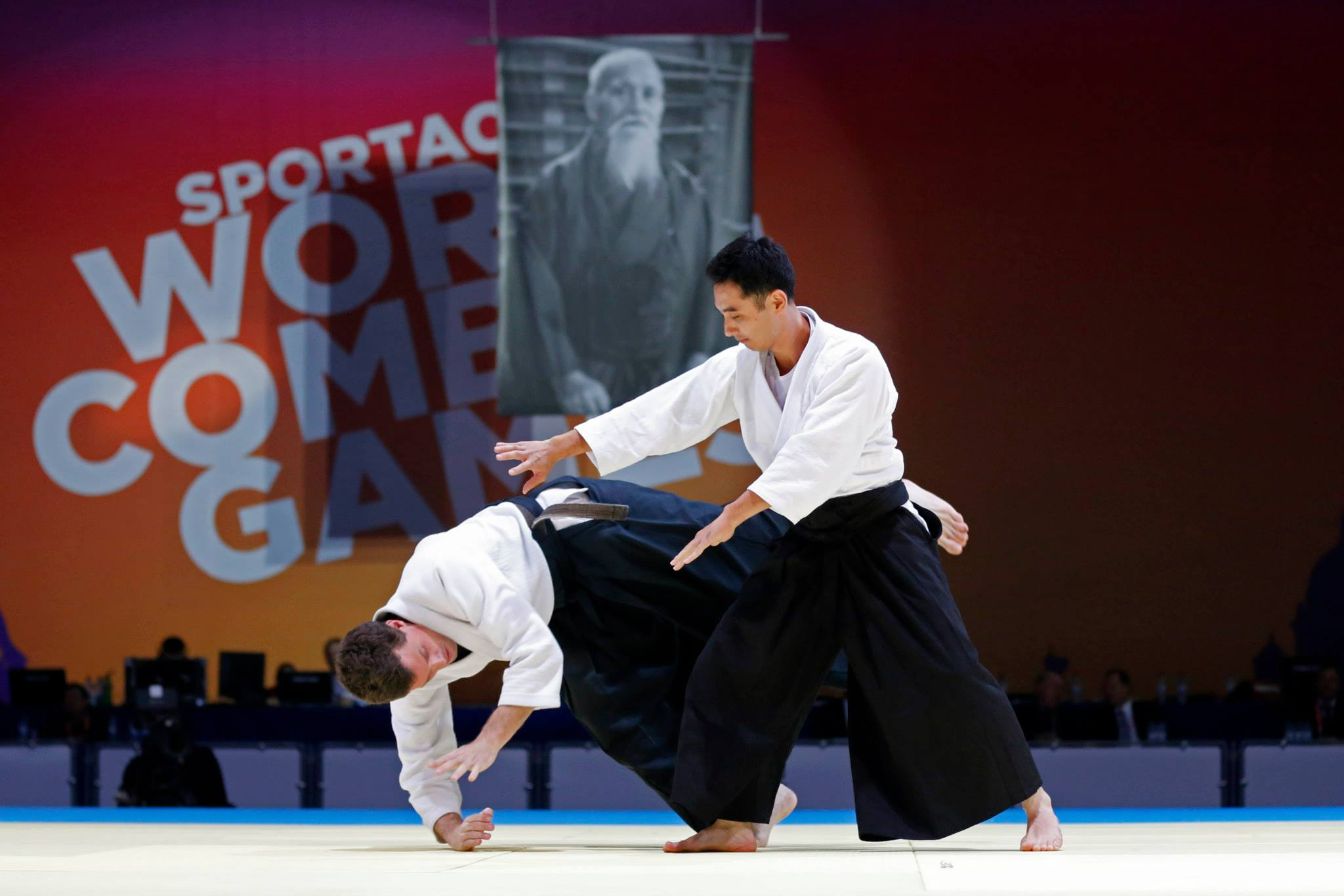 Aikido - World Combat Games